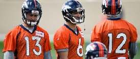 Broncos QBs