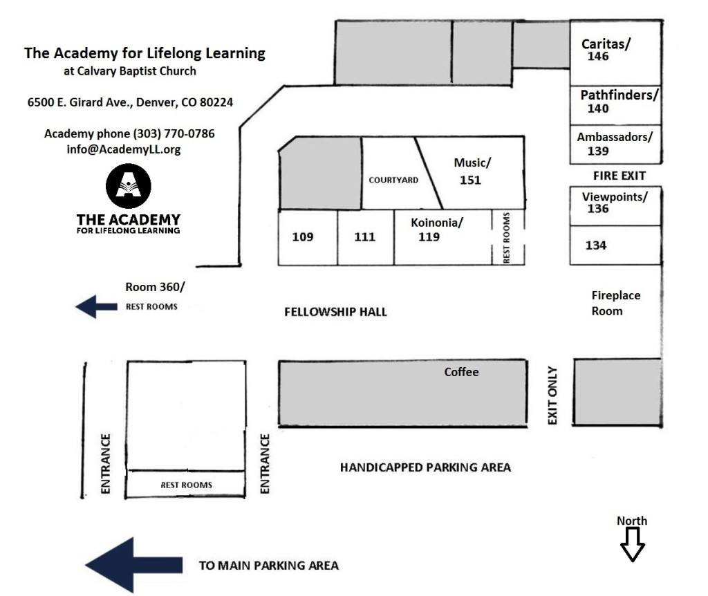 Facility Map Newest