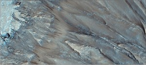 Seasonal flows Mars