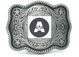 belt buckle for Web